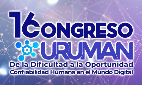 Participamos del 16° Congreso de Uruman – Edición 2020